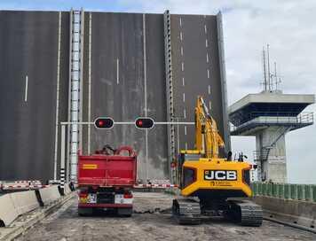 Werkzaamheden A6 Ketelbrug
